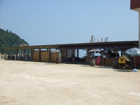 広島県 呉市 七浦海水浴場の画像6