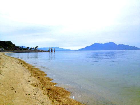 江田島 サンビーチおきみと 入鹿海岸の画像 3