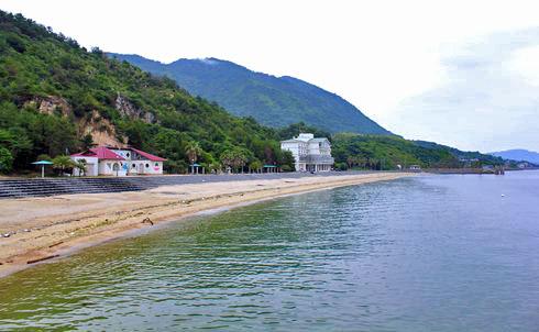 江田島 サンビーチおきみと 入鹿海岸の画像 7
