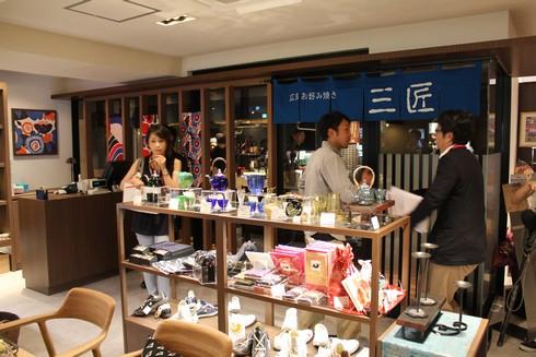 銀座 tau、広島のブランドショップの画像14