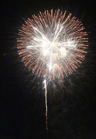 宮島水中花火大会2012 の画像2