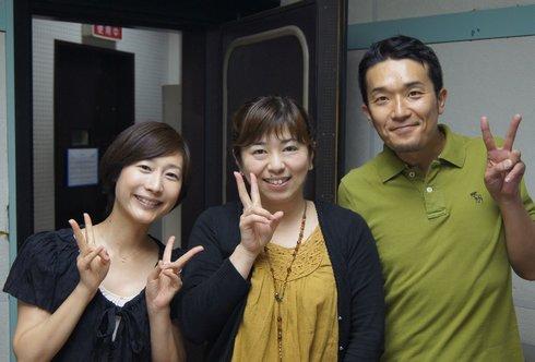 ヒビカン RCCラジオ 青山さん・田口さんと