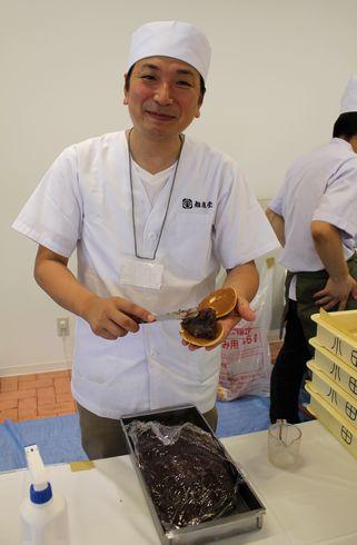 広島菓子博覧イベント マツダスタジアムの画像9