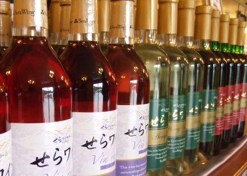 せらワインが金!広島県の「せらワイン赤2010」が、国産ワインコンクールで金賞に輝く