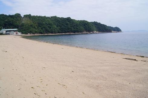 倉橋島 桂浜の画像