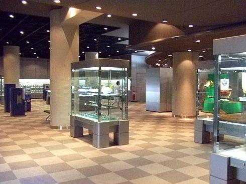 広島市交通科学館  内部 2階画像