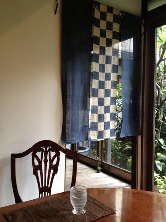 音戸のカフェ 天仁庵(Ten Jin An)の 奥座敷への入り口