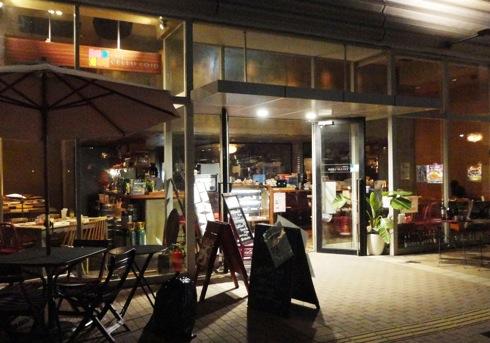 カフェ セルロイド(CELLU LOID)の外観