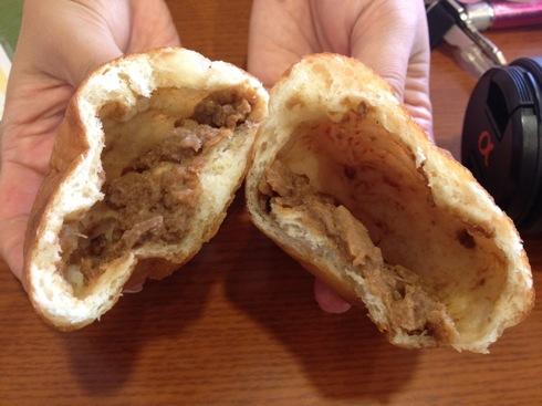 コペイカ 大竹市のパン屋さんのピロシキ2