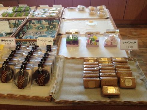 コペイカ 大竹市のパン屋さん 店内の様子2