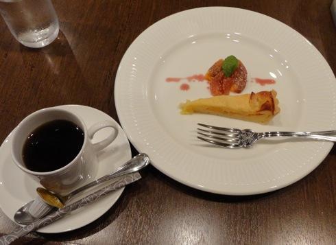 食屋 マルベリーのランチセット デザート