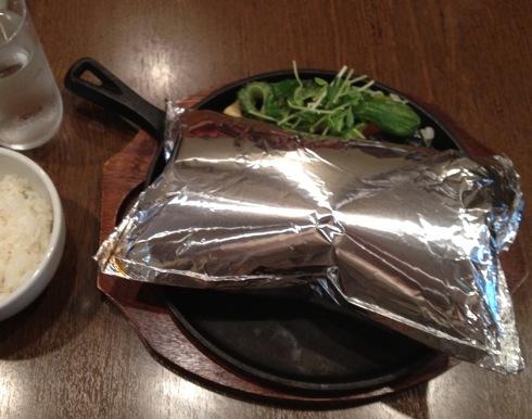 洋食屋 マルベリー ハンバーグの画像