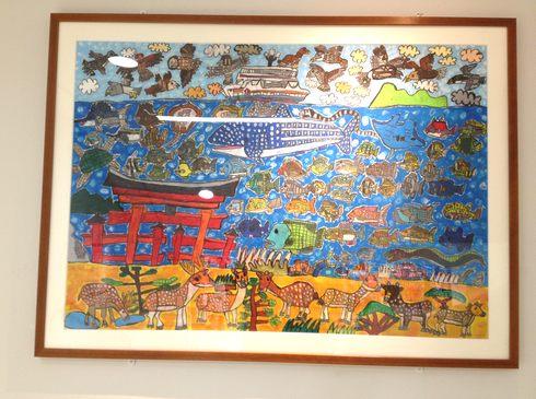 ドンキKAIDAN美術館、ドンキホーテ広島八丁堀店2