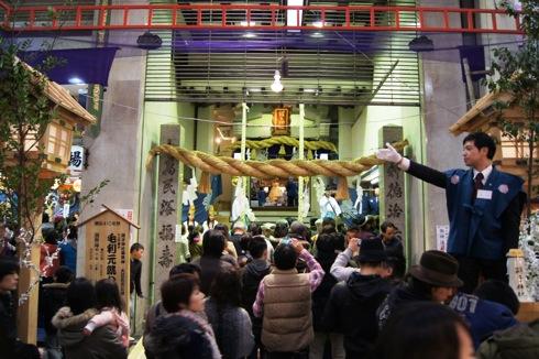胡子神社 胡子大祭の様子1