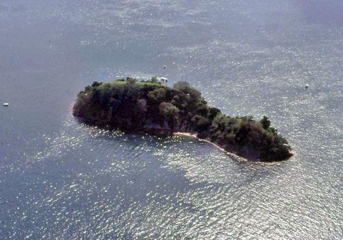 瓢箪島(ひょうたんじま)、ひょっこりひょうたん島のモデル