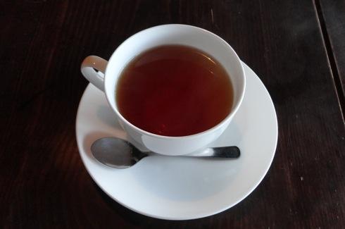 世羅 おへそカフェ べにふうきの紅茶