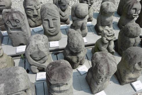 瀬戸田 石像アートの画像2