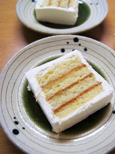 広島 モーツァルトの ケークオブール、まるでバター!?なケーキが気になる
