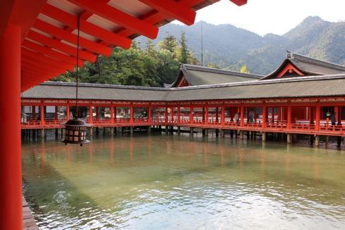 宮島 厳島神社 の建築美