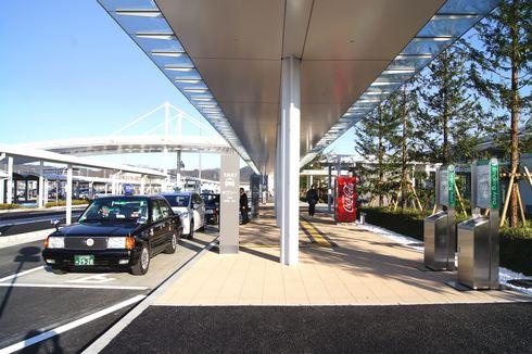 岩国錦帯橋空港 タクシー乗り場