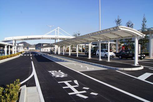 岩国錦帯橋空港の外観 画像