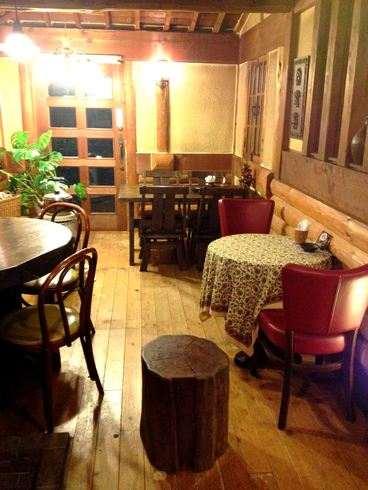 カフェテラス北山 店内の画像2