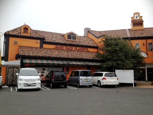 ベビーフェイスプラネッツ、福山でバリの雰囲気たっぷりのお店が人気