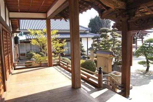 圓妙寺(広島県・大崎上島)
