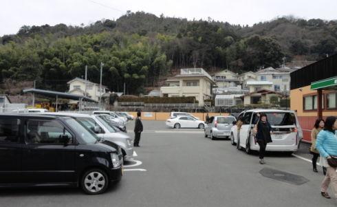 コメダ珈琲店 広島 駐車場