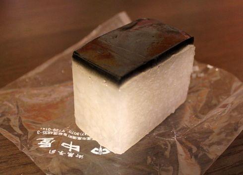 ク、クジラが羊羹に!? 尾道の歴史が残る和菓子、中屋の鯨羊羹
