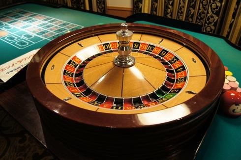 にっぽん丸 小さなカジノ