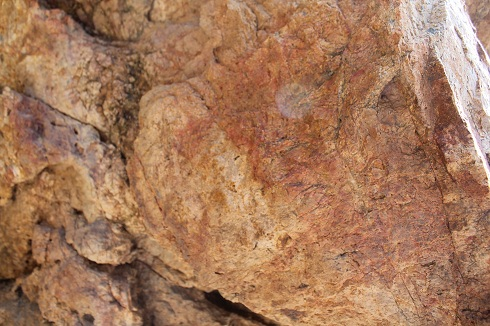 鞆の浦 仙酔島の五色岩 への遊歩道の画像5