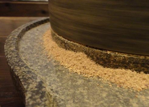 尾道 ととあん 石臼できな粉2