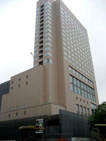 広島シェラトンホテル の出来栄え
