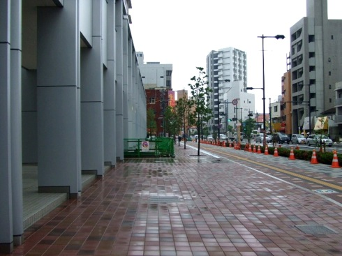 広島駅前通り