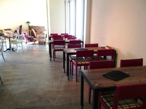 suzu cafe(スズカフェ) 広島の店内の様子4