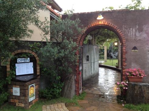 ドンフェデリーコ 入口の画像