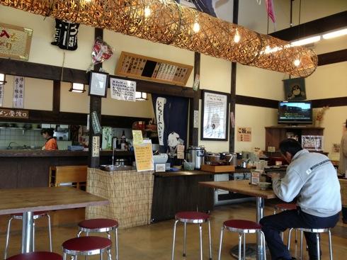 北の関宿 ながいきラーメン食堂3