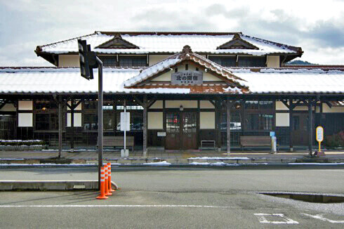 北の関宿 全体の画像