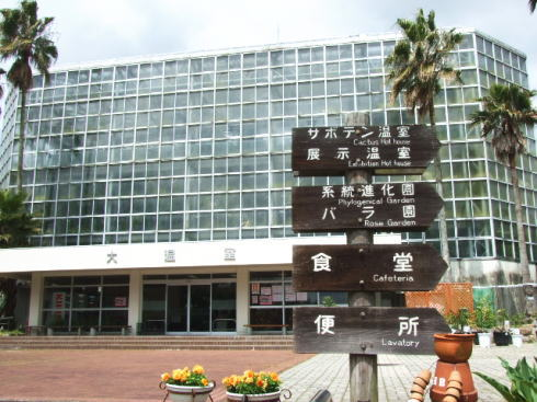 広島市植物公園 大温室