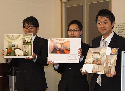 広島ワシントンホテル ひろしまご当地ルームのデザインが決定