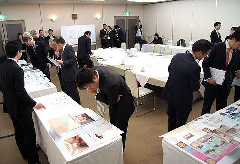 広島ワシントンホテル ひろしまルーム選考会の様子2