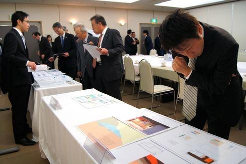 広島ワシントンホテル ひろしまルーム選考会の様子3