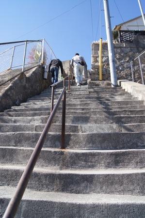 両城の200階段 画像3