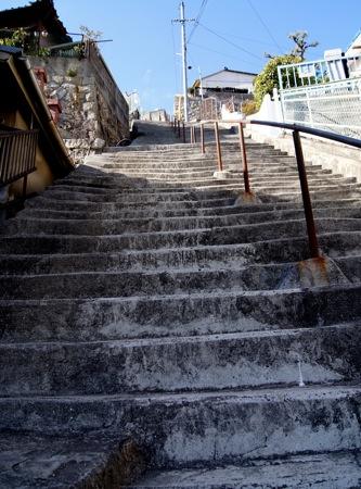 両城の200階段 画像2