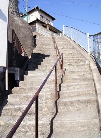 両城の200階段 画像5