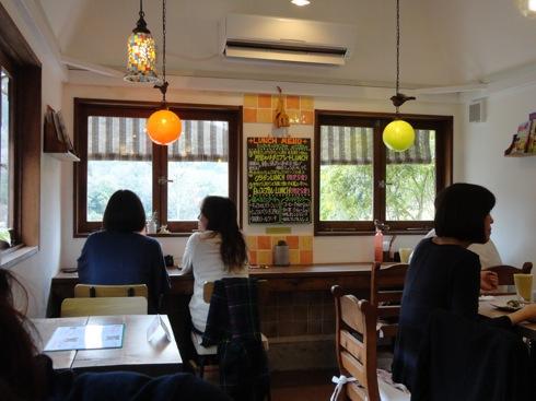 chimi cafe(チミカフェ) 店内の様子2