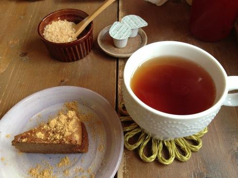 chimi cafe(チミカフェ) プチケーキとドリンク1