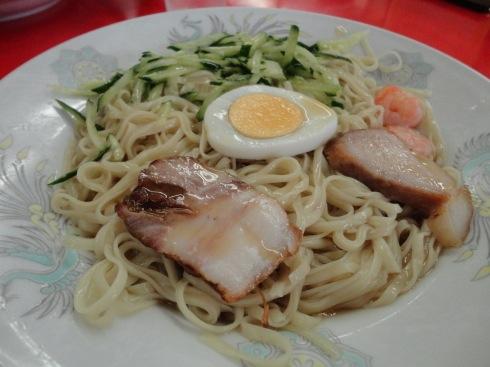 珍来軒の呉冷麺 アップ画像