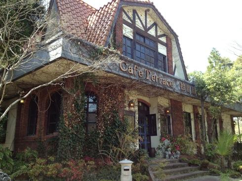 絵麗顔都(えれがんと)、世羅にあった森の中の洋館喫茶店
